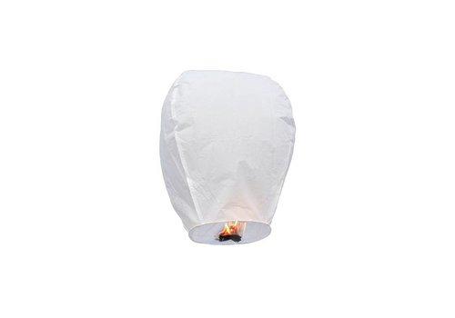 Witte Wensballon