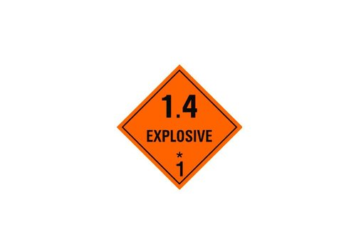 1.4 G Explosive (klein)