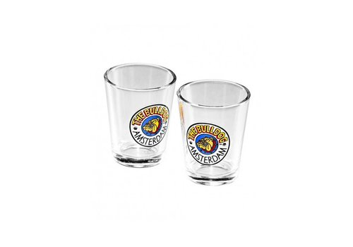 The Bulldog Amsterdam The Bulldog Shot Glass (2 set)