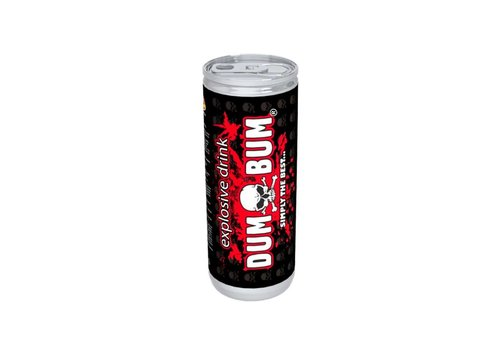 Dum Bum Explosive Energy Drink (250ml)