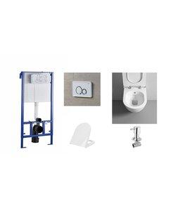 Bidet toiletset aanbieding