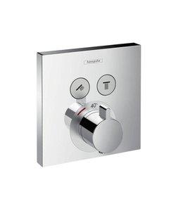 hansgrohe Shower Select  Inbouw douche thermostaatkraan met omstel set