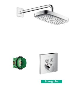 hansgrohe Shower Select  Inbouw douche systemen