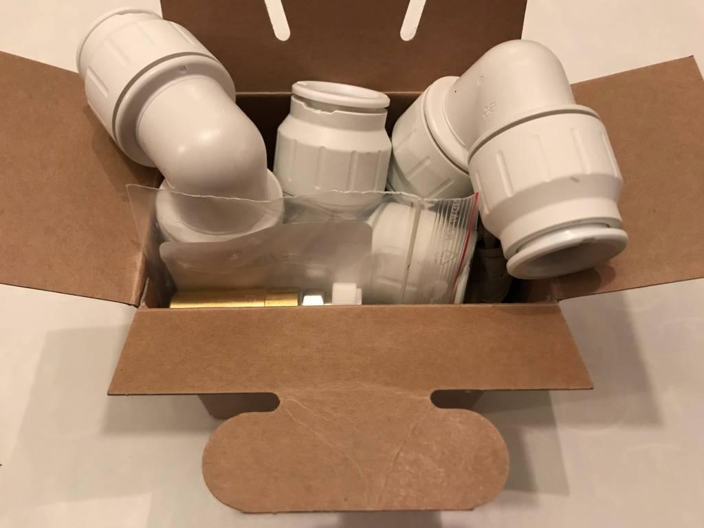 Thermodule 1.0 accessoire-pakket