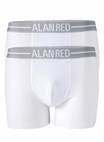 Alan Red 7001-01 wit