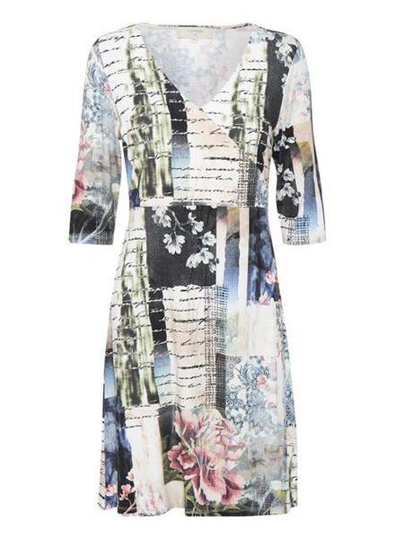 Cream 10603090- Valentina dress