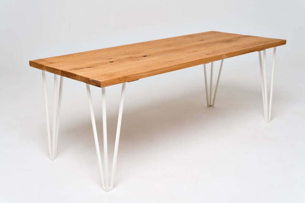 Sitzholz Tisch MALIA