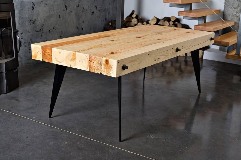 Sitzholz Tisch HARRY