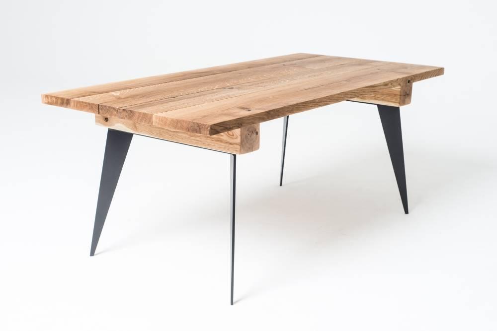 Sitzholz Tisch JIM