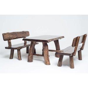 Sitzgruppe MOMO (dunkel)