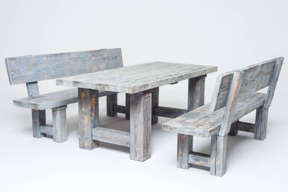 Sitzholz Sitzgruppe DOMI