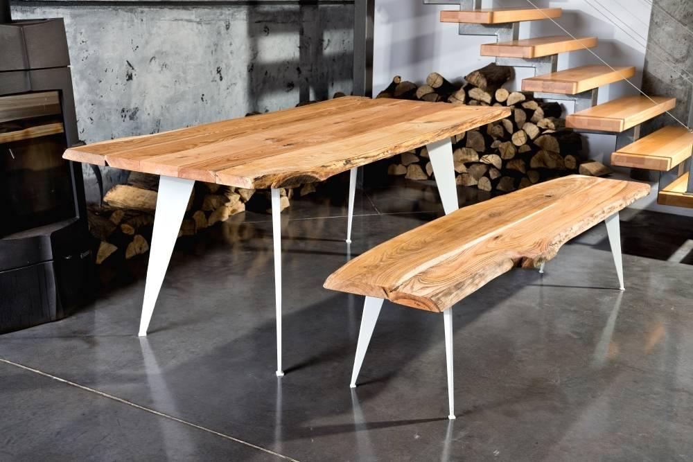 Sitzholz Tisch MALI