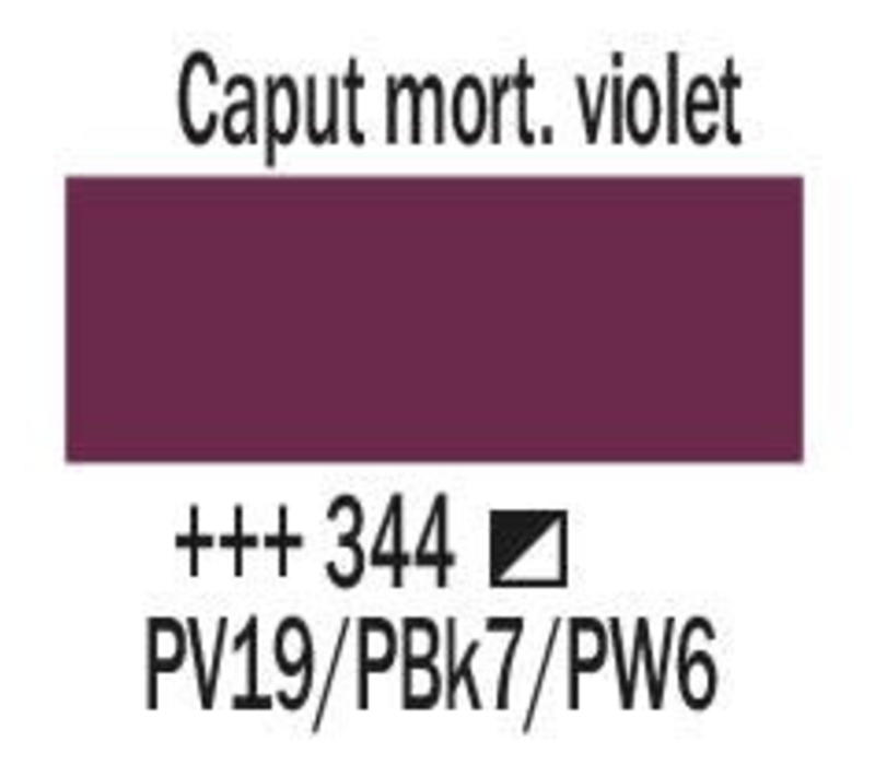 Amsterdam acrylverf 120ml standard 344 Caput mortuum violet