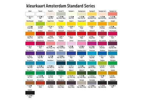 Amsterdam Amsterdam acrylverf 120ml standard 408 Omber Naturel