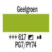 Amsterdam acrylverf 120ml standard 617 Geelgroen