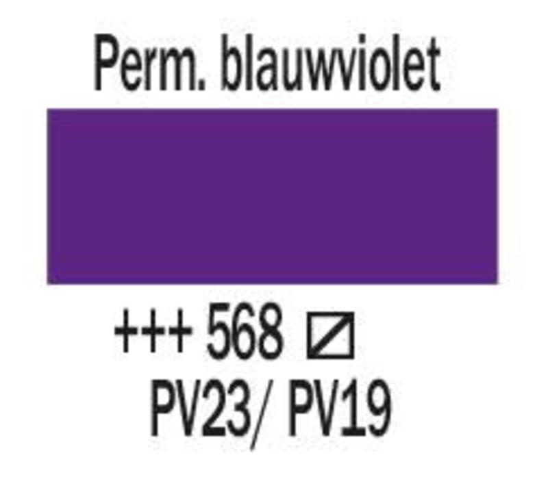 Amsterdam acrylverf 120ml standard 568 Permanentblauwviolet