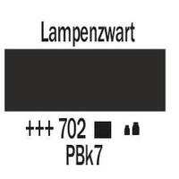 Amsterdam acrylverf 120ml standard 702 Lampenzwart