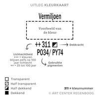 Amsterdam acrylverf 120ml standard 820 Parelblauw
