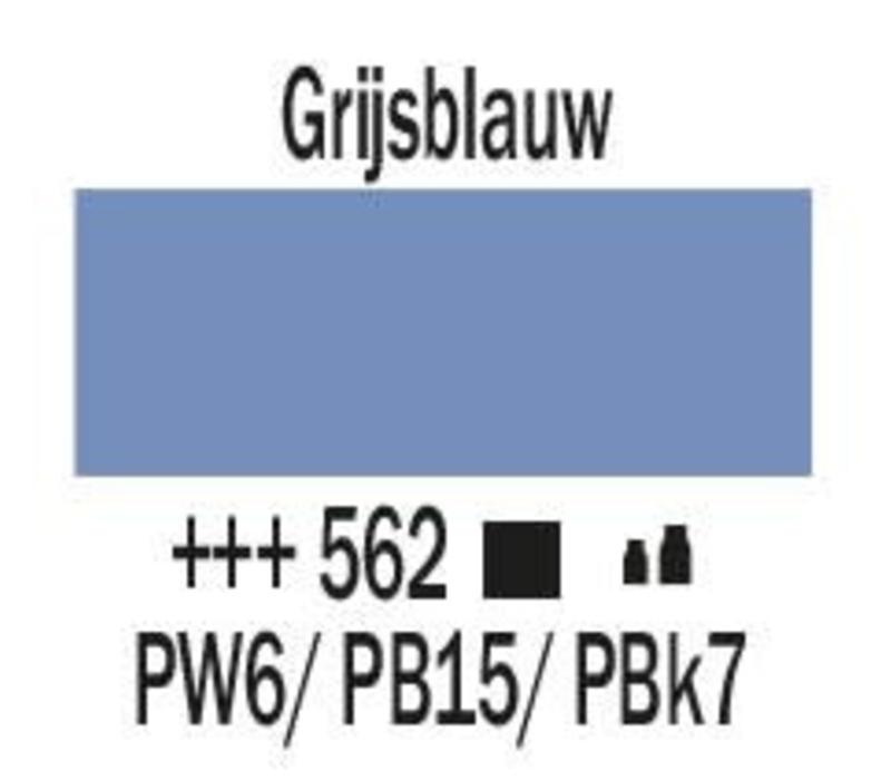 Amsterdam acrylverf 1 liter standard 562 Grijsblauw