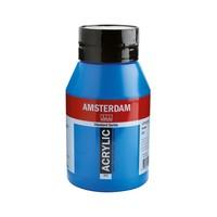 Amsterdam acrylverf 1 liter standard 572 Primaircyaan