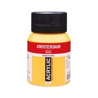 Amsterdam acrylverf 500ml standard 253 Goudgeel