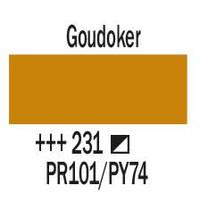 Amsterdam acrylverf 500ml standard 231 Goudoker