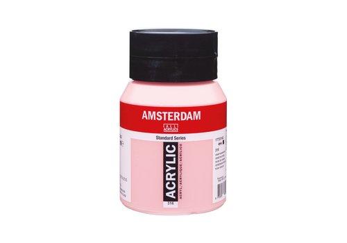 Amsterdam Amsterdam acrylverf 500ml standard 316 Venetiaansrose