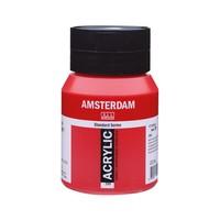 Amsterdam acrylverf 500ml standard 399 Naftolrood donker