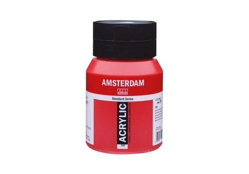 Amsterdam Amsterdam acrylverf 500ml standard 399 Naftolrood donker