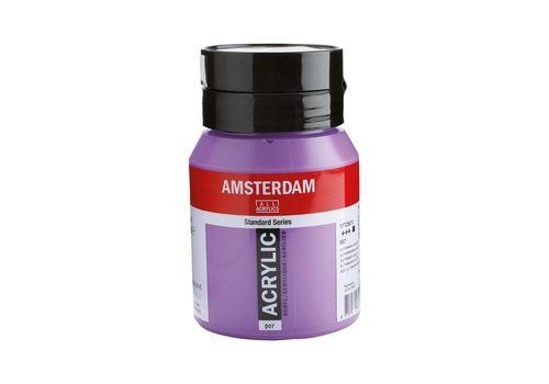 Amsterdam Amsterdam acrylverf 500ml standard 507 Ultramarijn violet