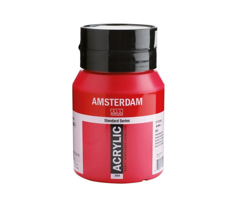 Amsterdam acrylverf 500ml standard 369 Primair magenta