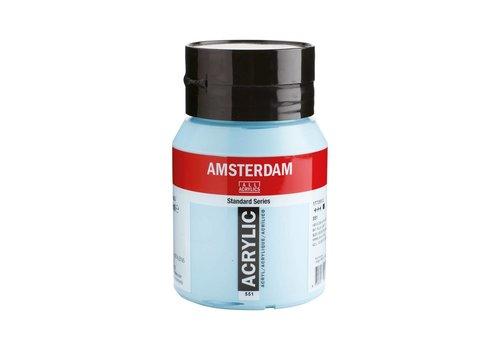 Amsterdam Amsterdam acrylverf 500ml standard 551 Hemelsblauw licht