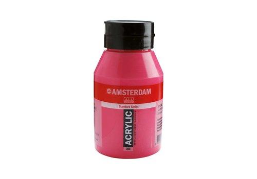 Amsterdam Amsterdam acrylverf 1 liter standard 366 Quinacridone rose