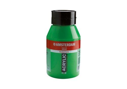 Amsterdam Amsterdam acrylverf 1 liter standard 618 Permanentgroen licht