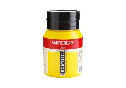 Amsterdam Amsterdam acrylverf 500ml standard 268 Azogeel licht