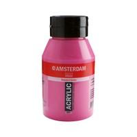 Amsterdam acrylverf 1 liter standard 577 Permanentrood violet licht