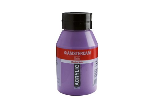 Amsterdam Amsterdam acrylverf 1 liter standard 507 Ultramarijn violet