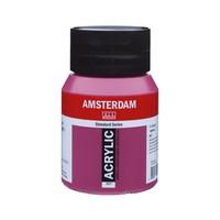 Amsterdam acrylverf 500ml standard 567 Permanentrood violet