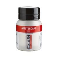 Amsterdam acrylverf 500ml standard 800 zilver