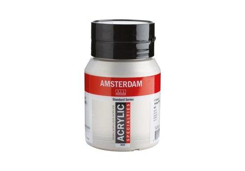 Amsterdam Amsterdam acrylverf 500ml standard 800 zilver