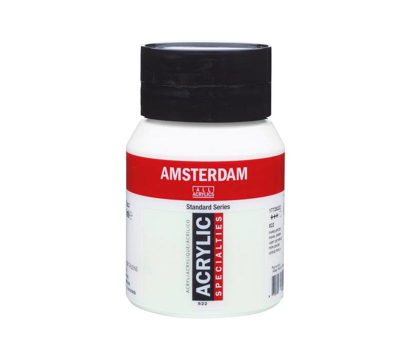 Amsterdam acrylverf 500ml standard 822 Parelgroen