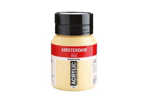 Amsterdam Amsterdam acrylverf 500ml standard 223 Napelsgeel donker