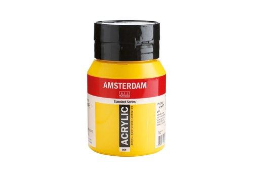 Amsterdam Amsterdam acrylverf 500ml standard 269 Azogeel middel