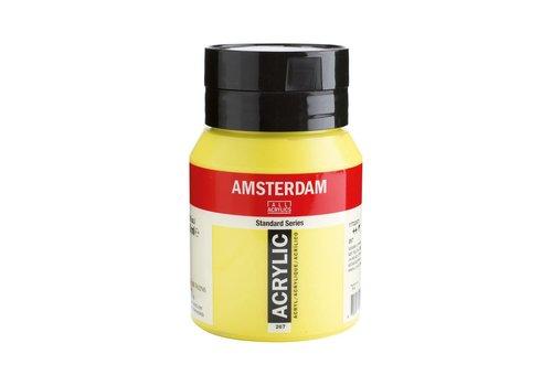 Amsterdam Amsterdam acrylverf 500ml standard 267 Azogeel citroen