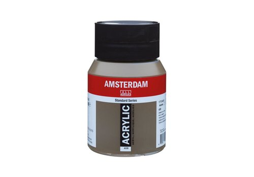 Amsterdam Amsterdam acrylverf 500ml standard 408 Omber Naturel