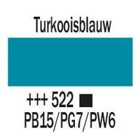 Amsterdam acrylverf 500ml standard 522 Turkooisblauw