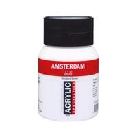 Amsterdam acrylverf 500ml standard 820 Parelblauw