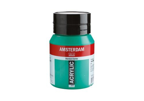 Amsterdam Amsterdam acrylverf 500ml standard 615 Paul Veronesegroen