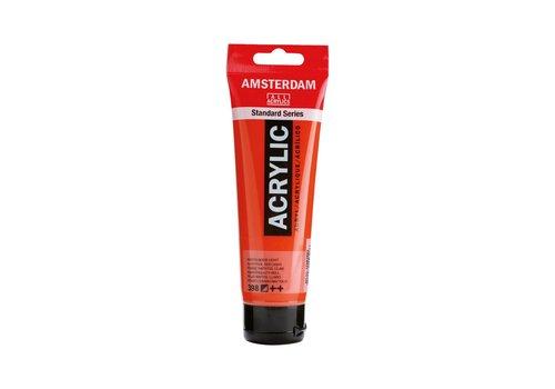 Amsterdam Amsterdam acrylverf 120ml standard 398 Naftolrood licht
