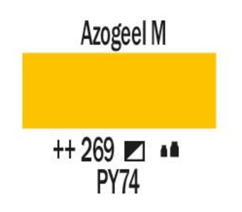Amsterdam acrylverf 500ml standard 269 Azogeel middel